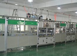 机油罩盖自动装配检测生产线