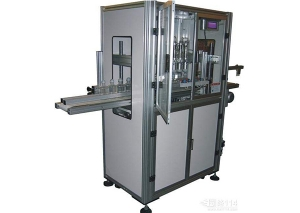 吹灌封联排产品微孔检漏机